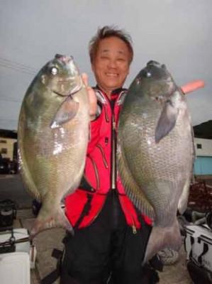 丸銀釣りセンターの2019年10月20日(日)1枚目の写真