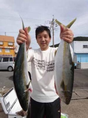丸銀釣りセンターの2019年10月20日(日)3枚目の写真