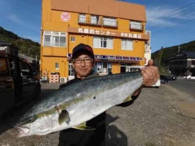 丸銀釣りセンターの2019年10月21日(月)3枚目の写真