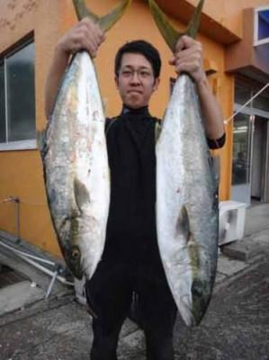 丸銀釣りセンターの2019年10月22日(火)3枚目の写真