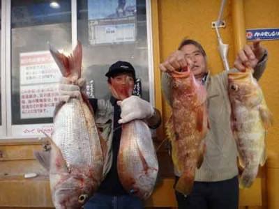 丸銀釣りセンターの2019年10月26日(土)3枚目の写真