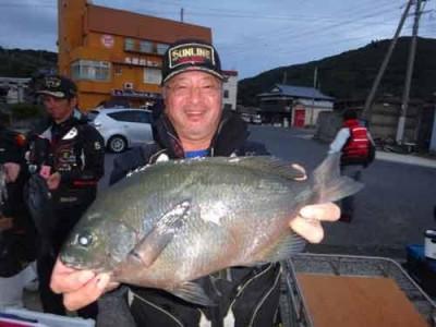 丸銀釣りセンターの2019年10月26日(土)5枚目の写真