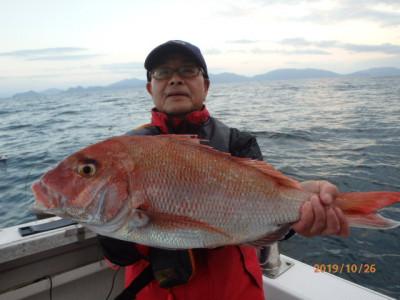 秀吉丸の2019年10月26日(土)1枚目の写真