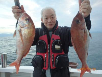 秀吉丸の2019年10月26日(土)4枚目の写真
