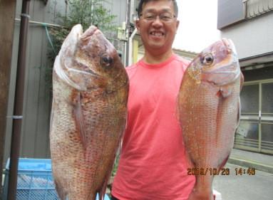 奥村釣船の2019年10月26日(土)1枚目の写真