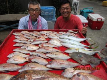 奥村釣船の2019年10月26日(土)5枚目の写真