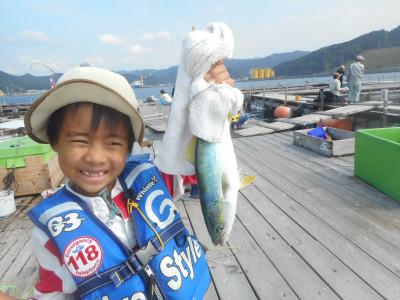 由良海つり公園&釣堀ランドの2019年10月27日(日)1枚目の写真