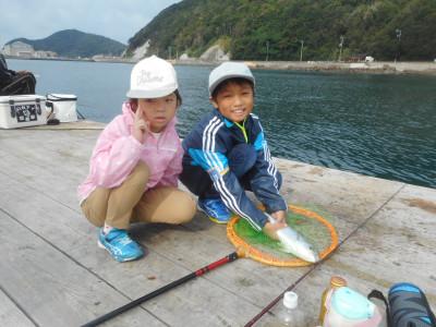 由良海つり公園&釣堀ランドの2019年10月27日(日)2枚目の写真
