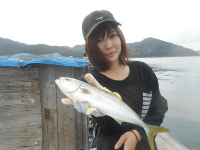 由良海つり公園&釣堀ランドの2019年10月27日(日)3枚目の写真
