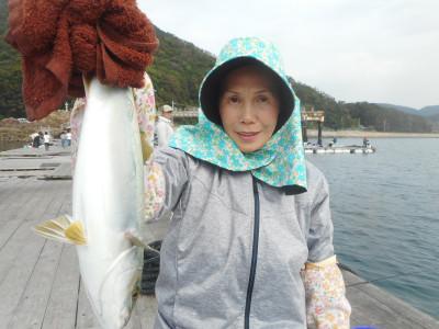 由良海つり公園&釣堀ランドの2019年10月27日(日)4枚目の写真
