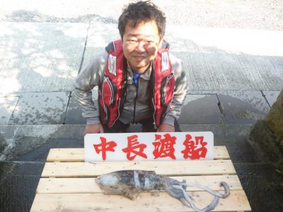 中長渡船の2019年10月27日(日)2枚目の写真