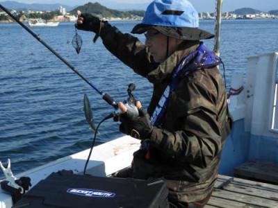釣具の海友の2019年10月26日(土)2枚目の写真