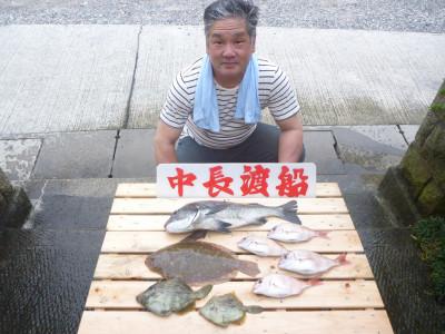 中長渡船の2019年10月28日(月)1枚目の写真