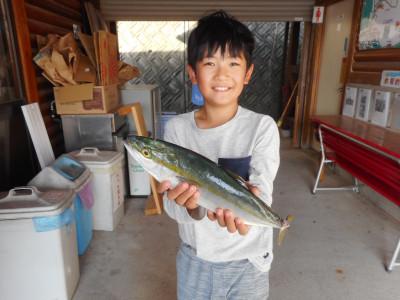 由良海つり公園&釣堀ランドの2019年10月28日(月)1枚目の写真