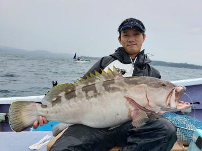 闘龍丸の2019年10月29日(火)1枚目の写真