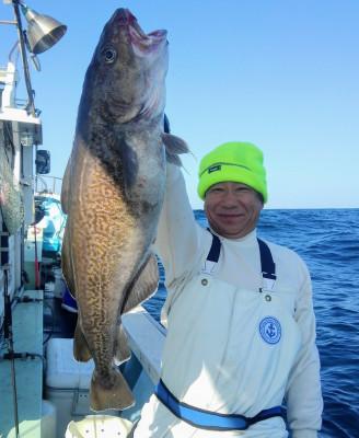 佐々木釣具店 平進丸の2019年10月30日(水)1枚目の写真