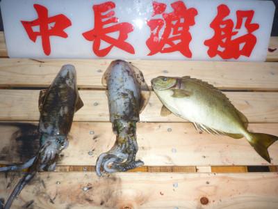 中長渡船の2019年10月30日(水)3枚目の写真