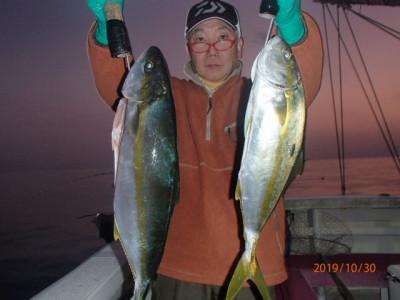 秀吉丸の2019年10月30日(水)3枚目の写真
