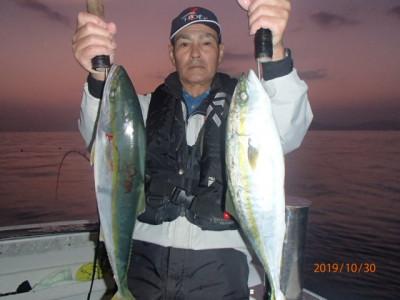 秀吉丸の2019年10月30日(水)4枚目の写真