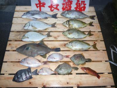 中長渡船の2019年10月31日(木)3枚目の写真