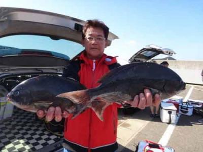 丸銀釣りセンターの2019年10月27日(日)2枚目の写真
