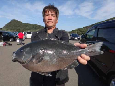 丸銀釣りセンターの2019年10月27日(日)4枚目の写真