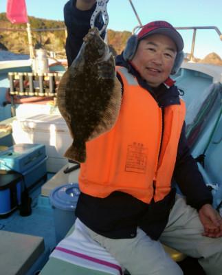 佐々木釣具店 平進丸の2019年11月4日(月)1枚目の写真