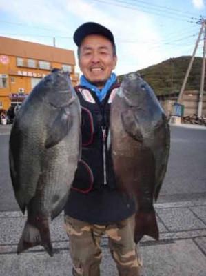 丸銀釣りセンターの2019年10月28日(月)1枚目の写真