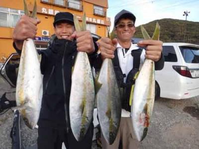 丸銀釣りセンターの2019年10月28日(月)3枚目の写真