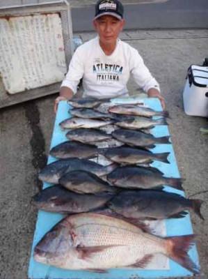 丸銀釣りセンターの2019年10月29日(火)3枚目の写真