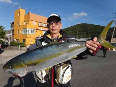 丸銀釣りセンターの2019年10月30日(水)2枚目の写真