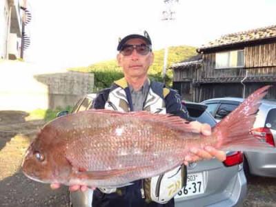 丸銀釣りセンターの2019年10月31日(木)3枚目の写真