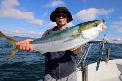 西岡遊漁の2019年10月25日(金)1枚目の写真
