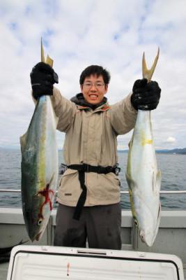 西岡遊漁の2019年10月25日(金)2枚目の写真