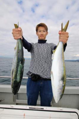 西岡遊漁の2019年10月25日(金)4枚目の写真