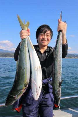 西岡遊漁の2019年10月26日(土)2枚目の写真