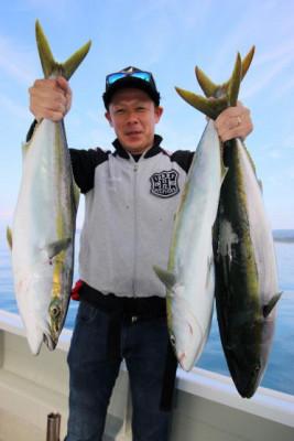 西岡遊漁の2019年10月27日(日)2枚目の写真