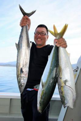 西岡遊漁の2019年10月27日(日)3枚目の写真