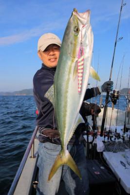 西岡遊漁の2019年10月27日(日)4枚目の写真