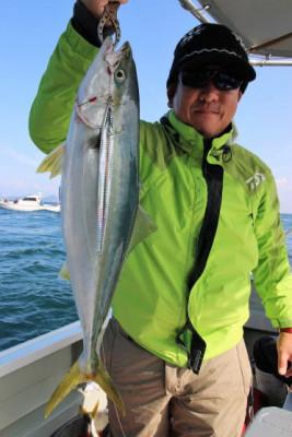 西岡遊漁の2019年10月27日(日)5枚目の写真