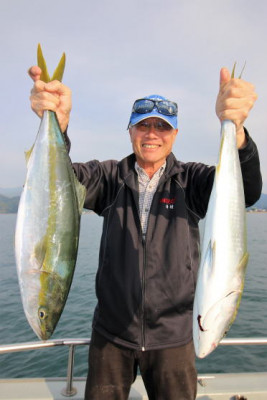 西岡遊漁の2019年10月28日(月)1枚目の写真