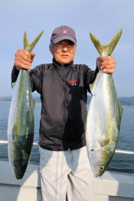 西岡遊漁の2019年10月28日(月)2枚目の写真