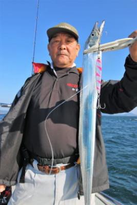 西岡遊漁の2019年10月28日(月)4枚目の写真