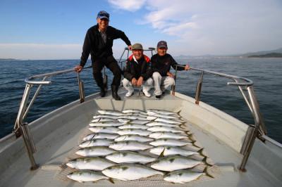 西岡遊漁の2019年10月28日(月)5枚目の写真