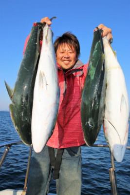 西岡遊漁の2019年10月29日(火)4枚目の写真