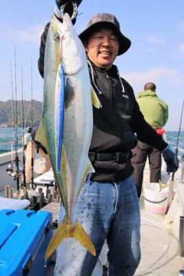 西岡遊漁の2019年10月30日(水)1枚目の写真