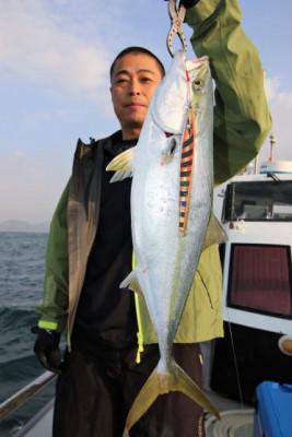 西岡遊漁の2019年10月30日(水)3枚目の写真
