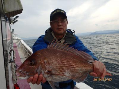秀吉丸の2019年11月7日(木)2枚目の写真
