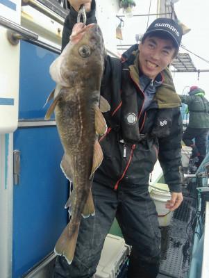 佐々木釣具店 平進丸の2019年11月9日(土)1枚目の写真