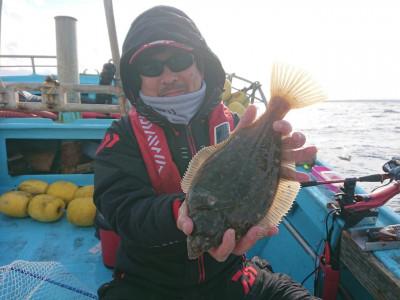 釣船 幌岩丸の2019年11月9日(土)1枚目の写真